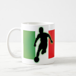 Italy Bicycle Kick & Italy Striker 4 Coffee Mug