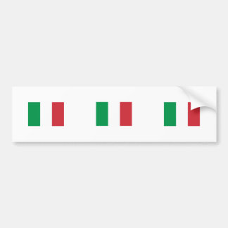 Italy Bumper Sticker