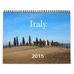 Italy calendar 2015
