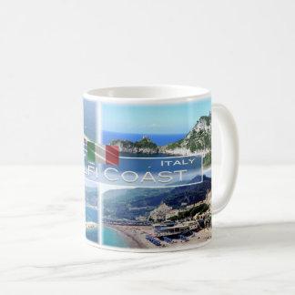 Italy # Campania - Amalfi Coast - Coffee Mug