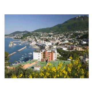 ITALY, Campania, (Bay of Naples), ISCHIA, LACCO Postcard
