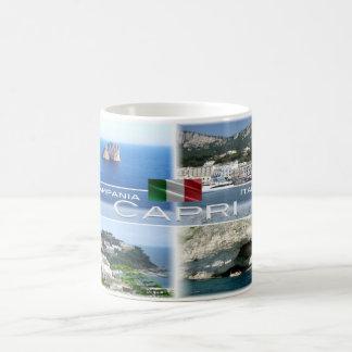 Italy # Campania - Capri - Coffee Mug