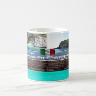 Italy # Campania - Marina di Camerota - Coffee Mug