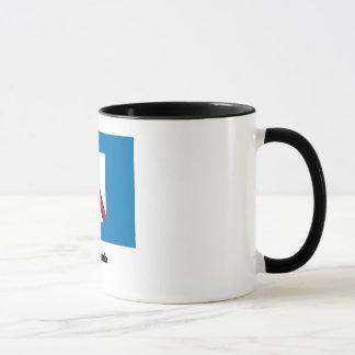 Italy-Campania Mug