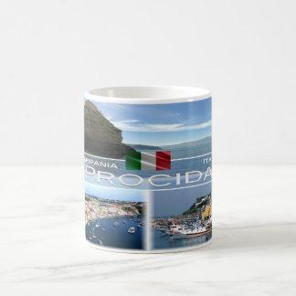 Italy # Campania - Procida - Coffee Mug