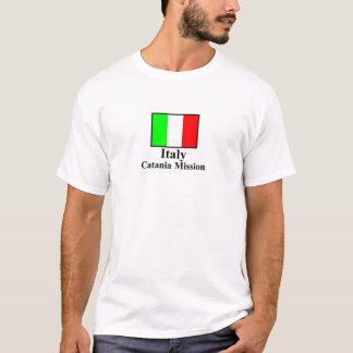 Italy Catania Mission T-Shirt