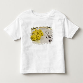 Italy, Cento. A plate of cheese tortellini Tshirts
