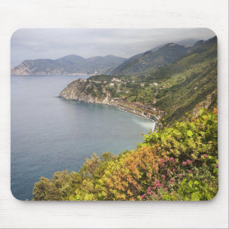 Italy Coastal hiking area between the villages Mousepads