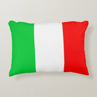 "Italy Custom Polyester Accent Pillow 16"" x 12"