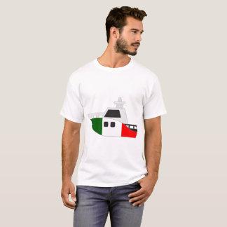 Italy Flag Boat T-Shirt