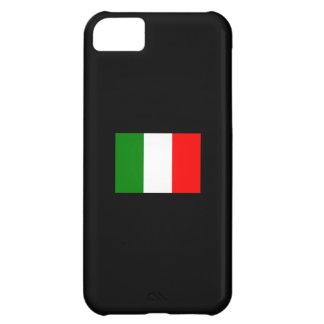 Italy Flag Case For iPhone 5C
