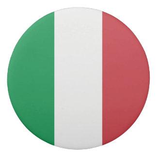 Italy Flag Eraser