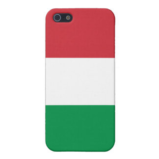 Italy Flag iPhone 5 Cover