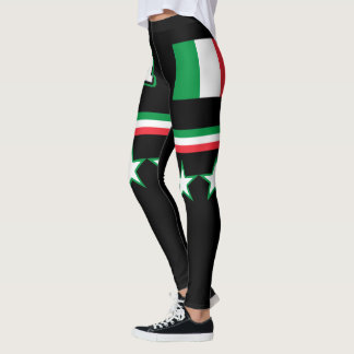 Italy Flag Leggings