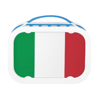 Italy Flag Lunch Box