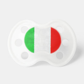 ITALY FLAG Pacifier