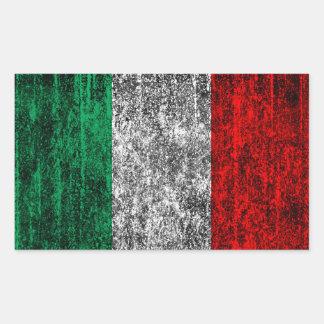 italy flag sticker
