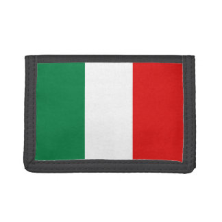 Italy Flag Wallet