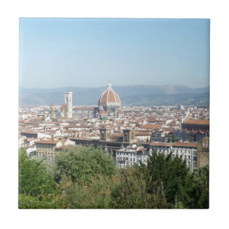 Italy Florence Duomo Michelangelo Square (New) Tile