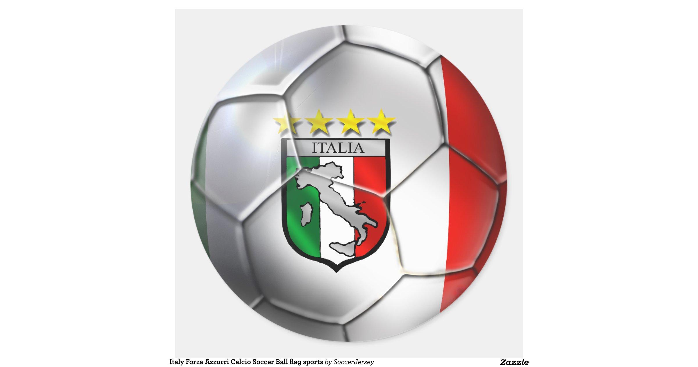 Calcio Soccer Azzurri Calcio Soccer Ball