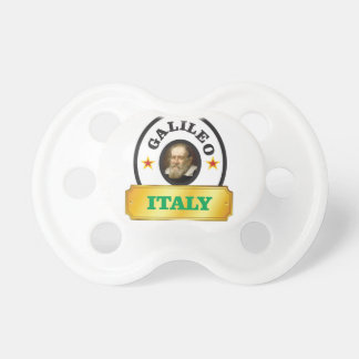italy galileo baby pacifier