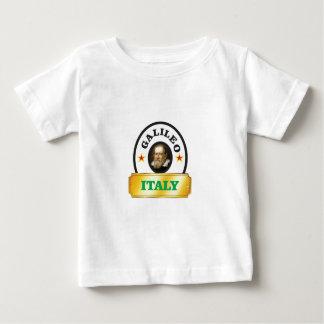 italy galileo baby T-Shirt