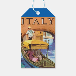 Italy Gift Tags