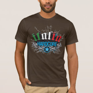 Italy Hardcore Tricolore t-shirt
