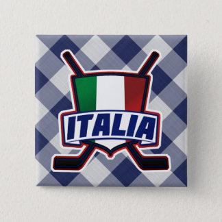 Italy Ice Hockey Pin Hockey Badge