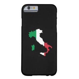 Italy in Flag Colors Barely There iPhone 6 Case
