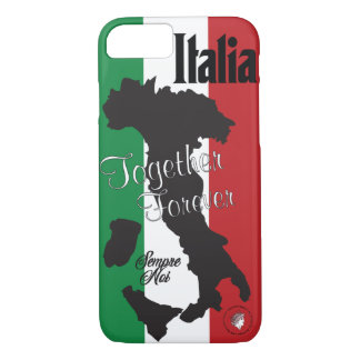 italy italia italian love family life iphone iPhone 8/7 case