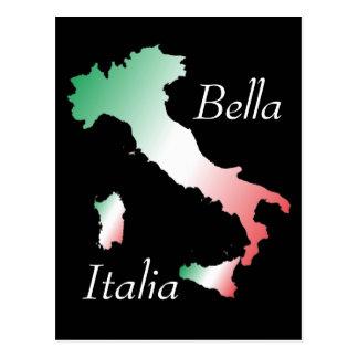 Italy - Italia postcard