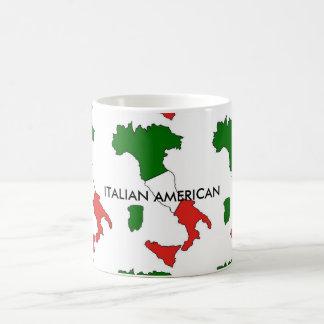 Italy Italian American Heritage 11 oz White Mug