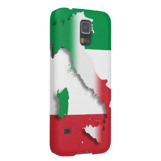 Italy Italian Flag Galaxy S5 Covers