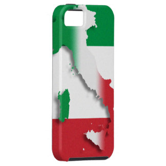 Italy Italian Flag iPhone 5 Case-Mate Tough™