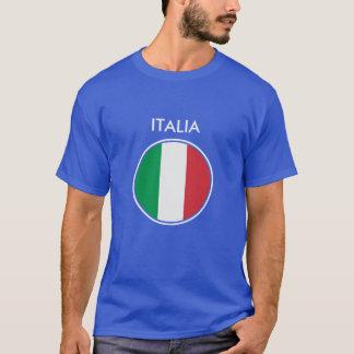Italy - Italian Flag Women T-Shirt. T-Shirt