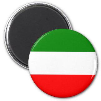 Italy Italian Italia Flag Tricolore Design Magnet