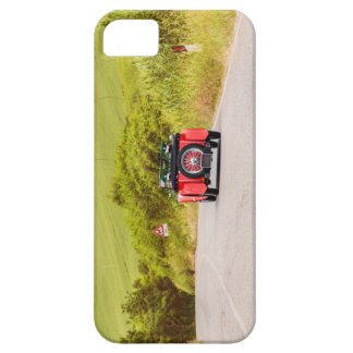 italy landscape and rec mg vintage car iPhone 5 cases