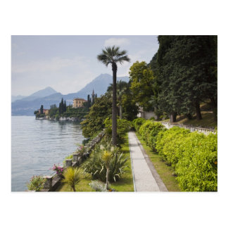 Italy, Lecco Province, Varenna. Villa Monastero, Postcard