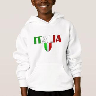 Italy logo flag of Italy shield for Italians