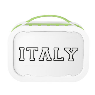 Italy Lunch Box