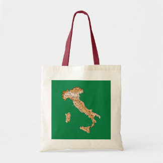Italy Map Bag