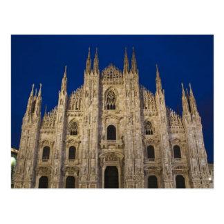 Italy, Milan Province, Milan. Milan Cathedral, Postcard