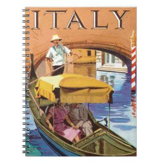 Italy Notebooks