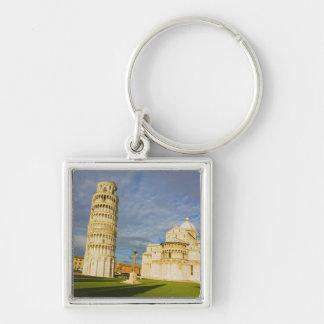 Italy, Pisa, Duomo and Leaning Tower, Pisa, 2 Keychain