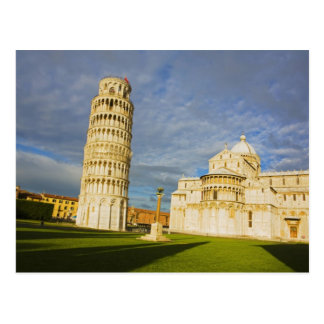 Italy, Pisa, Duomo and Leaning Tower, Pisa, 2 Postcard