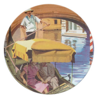 Italy Plate