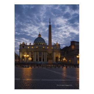 Italy, Rome, Vatican City, St. Peter's Basilica Postcard