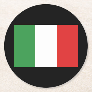 ITALY ROUND PAPER COASTER