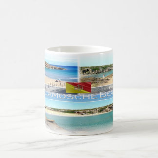 Italy - Sicily - Calamosche Beach - Coffee Mug